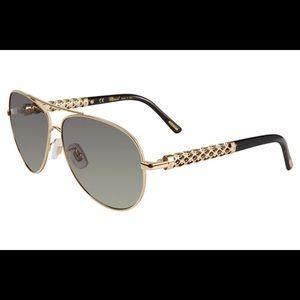 Chopard Aviator Sunglasses
